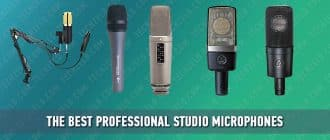 The best professional studio microphones