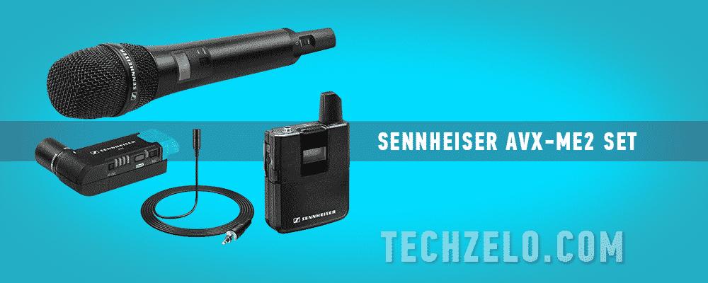 Sennheiser AVX-ME2 Set review and raiting