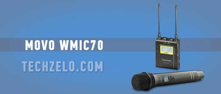 Saramonic UwMic9 Wireless Lavalier Microphones System