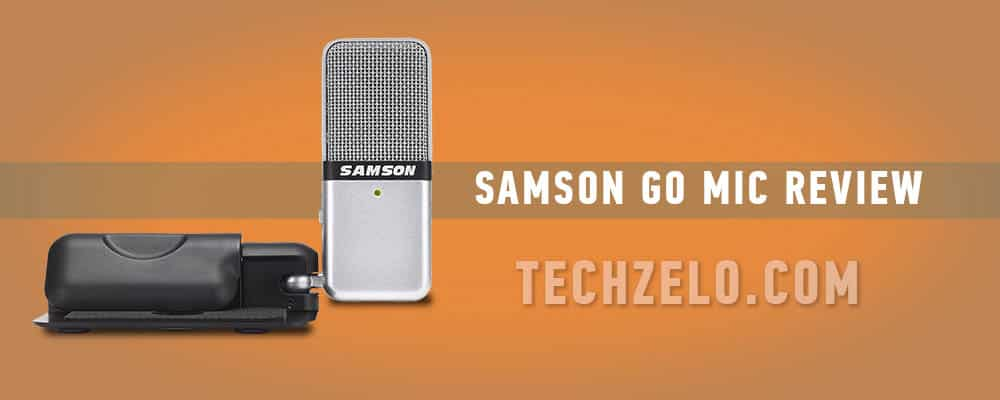 Samson Go Mic Review