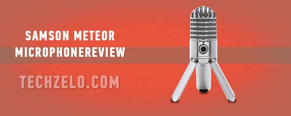 Samson Meteor Microphone review