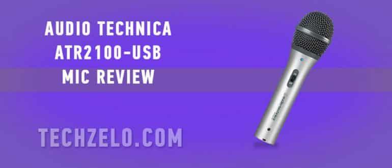 Audio-Technica ATR 2100-USB