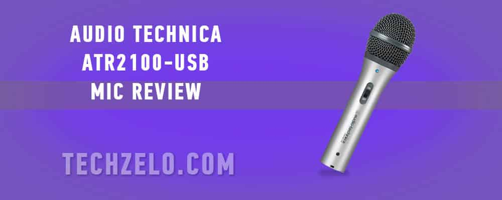 Audio-Technica ATR 2100-USB